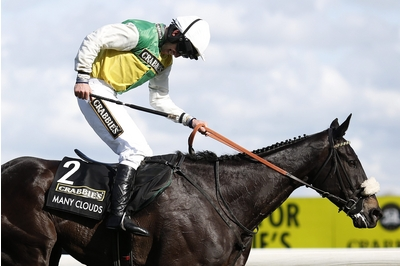 Aspell and Sherwood on Cloud nine after Grand National victory
