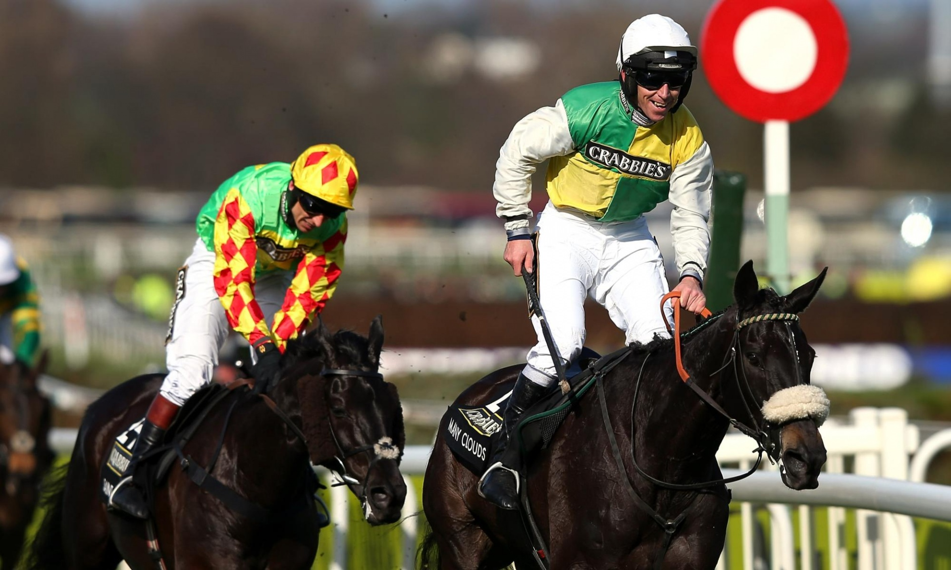Many Clouds wins – as it happened